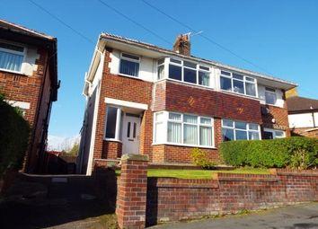 Thumbnail 3 bedroom semi-detached house for sale in Bertrand Avenue, Blackpool, Lancashire