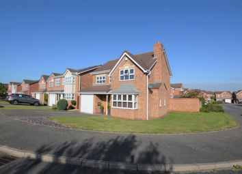 Thumbnail 4 bed detached house for sale in Emberton Way, Amington, Tamworth