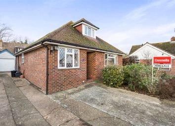 Thumbnail 3 bed bungalow for sale in Coppards Close, Wivelsfield Green, Haywards Heath