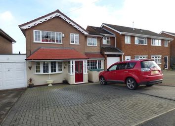 Thumbnail 4 bedroom detached house for sale in Buckingham Road, Rowley Regis, West Midlands