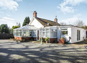 4 bed detached bungalow for sale in Reepham Road, Briston, Melton Constable NR24