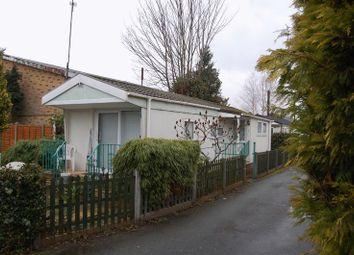 Thumbnail 1 bed property for sale in Caravan Site, Station Road, Albrighton, Wolverhampton