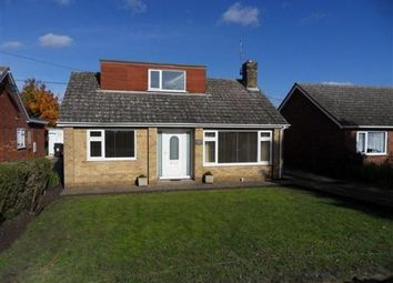Thumbnail 3 bed detached bungalow to rent in Welbourn Road, Brant Broughton