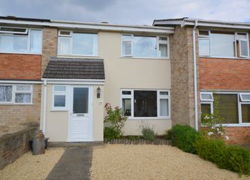 Thumbnail 3 bed terraced house to rent in Vincent Close, Melksham, Wiltshire