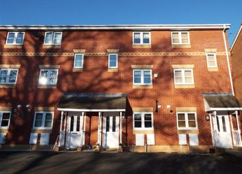 Thumbnail 3 bed town house for sale in Mottram Drive, Nantwich, Cheshire