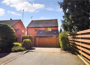 Thumbnail 4 bed detached house for sale in Rex Close, Tile Hill Village, Coventry