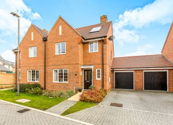 Thumbnail 3 bed detached house to rent in Rogers Lane, Buckingham, Bucks