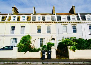 Thumbnail 3 bedroom flat to rent in Powderham Terrace, Teignmouth