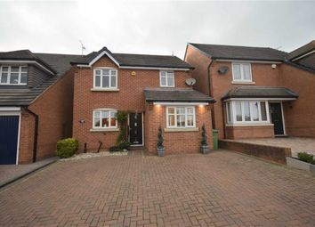 Thumbnail 3 bed detached house for sale in Ashford Rise, Belper