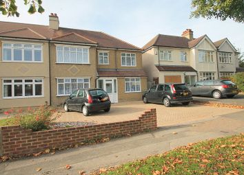 Thumbnail 5 bed semi-detached house to rent in Whitethorn Avenue, Coulsdon