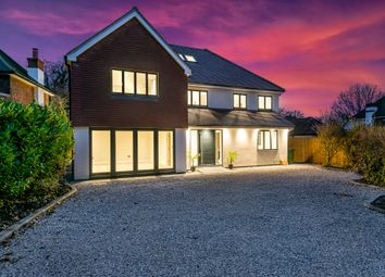 Thumbnail 5 bed detached house to rent in Courtlands Avenue, Esher