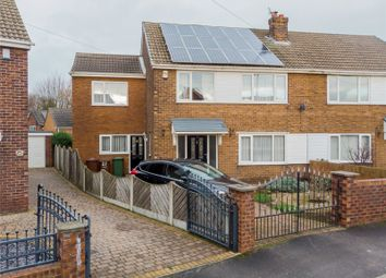 Thumbnail 4 bed semi-detached house for sale in South View Gardens, Pontefract