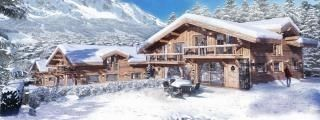 Thumbnail 3 bed property for sale in 74400, Chamonix Mont Blanc, Fr