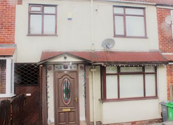 Thumbnail 3 bed terraced house for sale in Selwyn Avenue, Blackley, Manchester