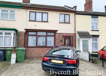 Thumbnail 3 bed terraced house for sale in Jury Street, Great Yarmouth
