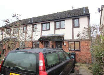 Thumbnail 2 bedroom end terrace house to rent in Grampian Close, Kings Acre, Hereford