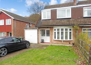 Thumbnail 3 bed semi-detached house for sale in Abingdon Road, Maidstone, Kent