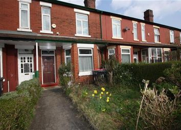 Thumbnail 3 bed terraced house for sale in Wellington Street East, Higher Broughton, Salford