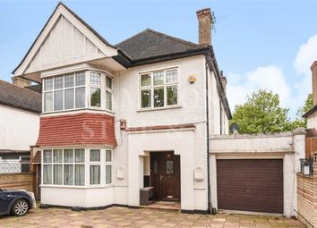 Thumbnail 5 bedroom detached house for sale in The Avenue, Queens Park, London