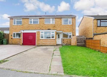 3 bed semi-detached house for sale in Meadow How, St. Ives, Cambridgeshire PE27