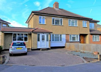 Thumbnail 4 bed semi-detached house for sale in Sussex Road, Ickenham