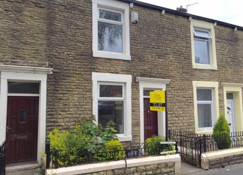 Thumbnail 2 bed terraced house to rent in Cross St, Great Harwood