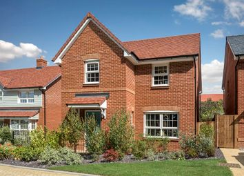 "Thumbnail 3 bed semi-detached house for sale in ""Kingsley"" at Brogdale Road, Ospringe, Faversham"