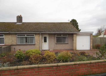 Thumbnail 2 bed semi-detached bungalow for sale in Bankwell Drive, High Etherley, Bishop Auckland