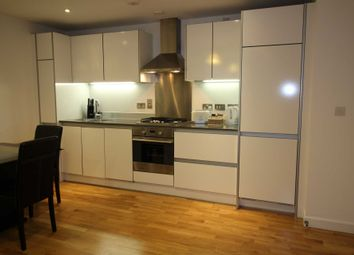 Thumbnail 1 bed flat to rent in Halcyon, Chatham Place, Reading