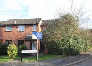 Thumbnail 1 bed flat for sale in Oakwood Close, Eastleaze, Swindon