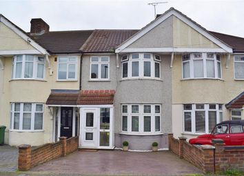 Thumbnail 3 bed terraced house for sale in Buckingham Avenue, Welling, Kent