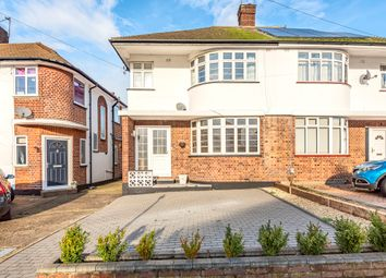 Thumbnail 3 bed semi-detached house for sale in Eastbury Road, Petts Wood, Orpington