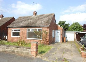 Thumbnail 3 bed detached bungalow to rent in Grammar School Walk, Scunthorpe