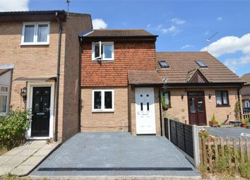 Thumbnail 2 bed terraced house to rent in Leaforis Road, Cheshunt, Hertfordshire