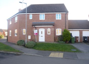 Thumbnail 4 bed detached house to rent in Stone Close, Watlington, King's Lynn