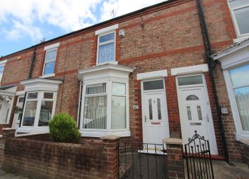 Thumbnail 2 bed terraced house to rent in Eastbourne Road, Darlington