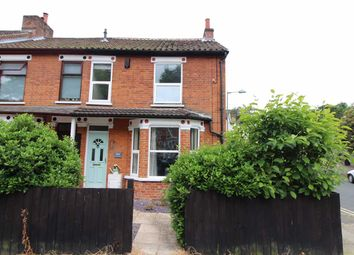 Thumbnail 4 bedroom terraced house for sale in St. Johns Road, Ipswich