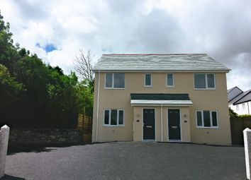 Thumbnail 2 bed semi-detached house for sale in Goonbarrow Meadow, St. Austell