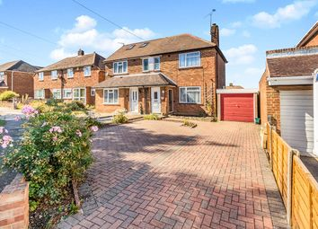 Thumbnail 2 bed semi-detached house for sale in Crescent Way, Chatham, Kent