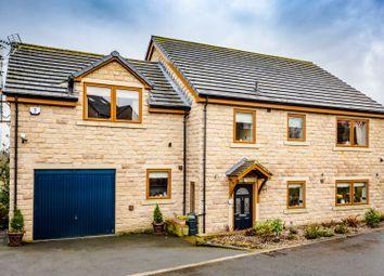 Thumbnail 5 bed detached house for sale in Acorn Croft, Fenay Bridge, Huddersfield