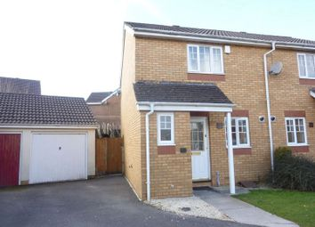 Thumbnail 2 bed semi-detached house to rent in Dol Y Llan, Miskin, Pontyclun