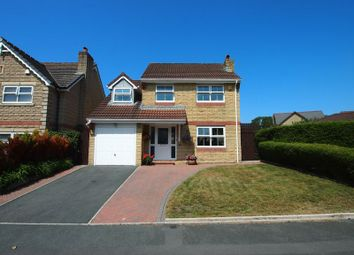 Thumbnail 4 bed detached house for sale in Woodrush, Morecambe