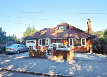 Thumbnail 3 bed detached bungalow for sale in Knaphill, Woking, Surrey