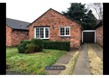 Thumbnail 2 bed bungalow to rent in Russell Road, Winsford