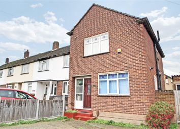Thumbnail 2 bed end terrace house to rent in Longbourne Way, Chertsey, Surrey