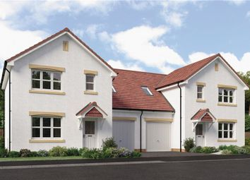 "Thumbnail 3 bedroom semi-detached house for sale in ""Cameron Semi"" at Brora Crescent, Hamilton"