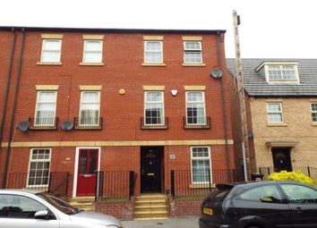 Thumbnail 4 bed end terrace house for sale in Shaftesbury Crescent, Derby, Derbyshire