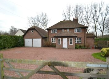 Thumbnail 4 bed detached house to rent in London Road, Stanway, Colchester, Essex