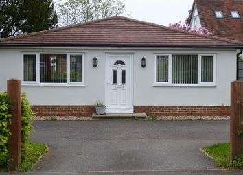 Thumbnail 2 bed bungalow to rent in Farm Road, Maidenhead
