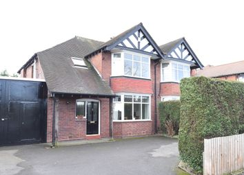 Thumbnail 3 bed semi-detached house for sale in Walsall Road, Perry Barr, Birmingham